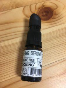 ECOOKING Moisturising serum(10ml) (£21.50)