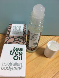 AUSTRALIAN BODYCARE tea tree oil blemish stick (9ml) (£9.99)
