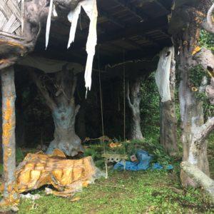 沖縄の鬼太郎ハウス